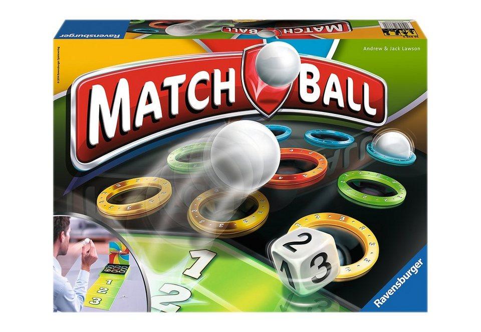 Ravensburger Kinder-Spiel, »Matchball«