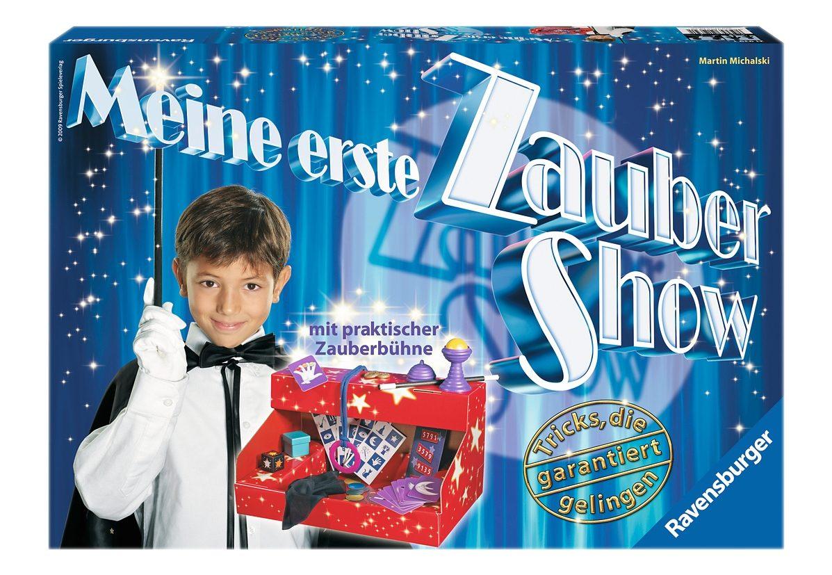 Ravensburger Zauberkasten, »Meine erste Zaubershow«