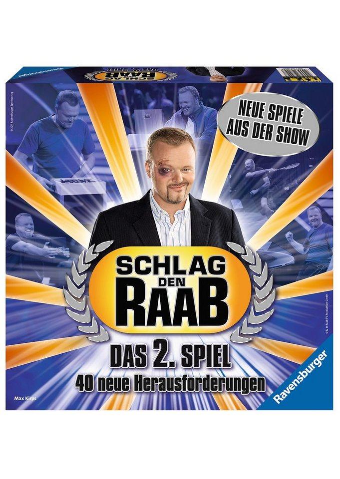 Ravensburger Familien-Spiel, »Schlag den Raab - Das 2. Spiel«