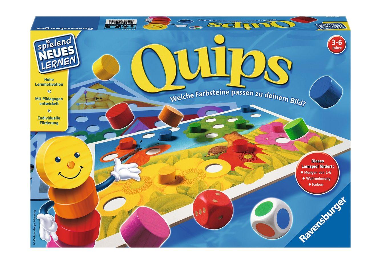 Ravensburger Kinder-Spiel, »Quips«
