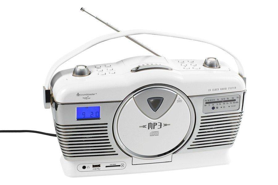 Heine Home Radio-CD-Player Im Retrolook Kaufen