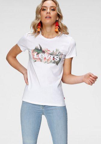 Levi's ® Marškinėliai »The Perfect Tee« su gė...