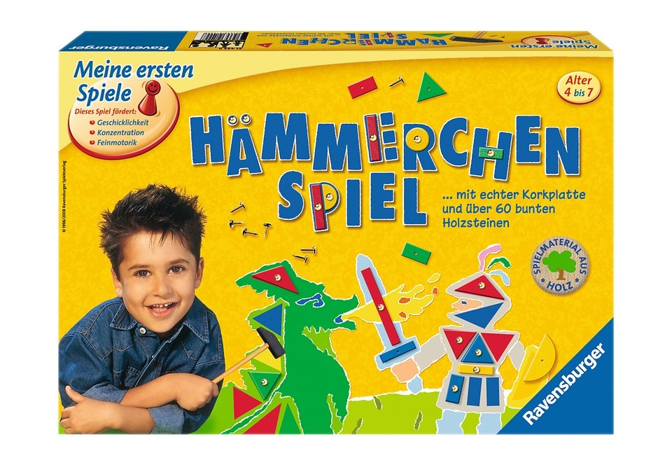 hammer spiel