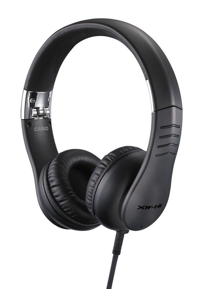 Kopfhörer, »XW-H1«, Casio® in schwarz