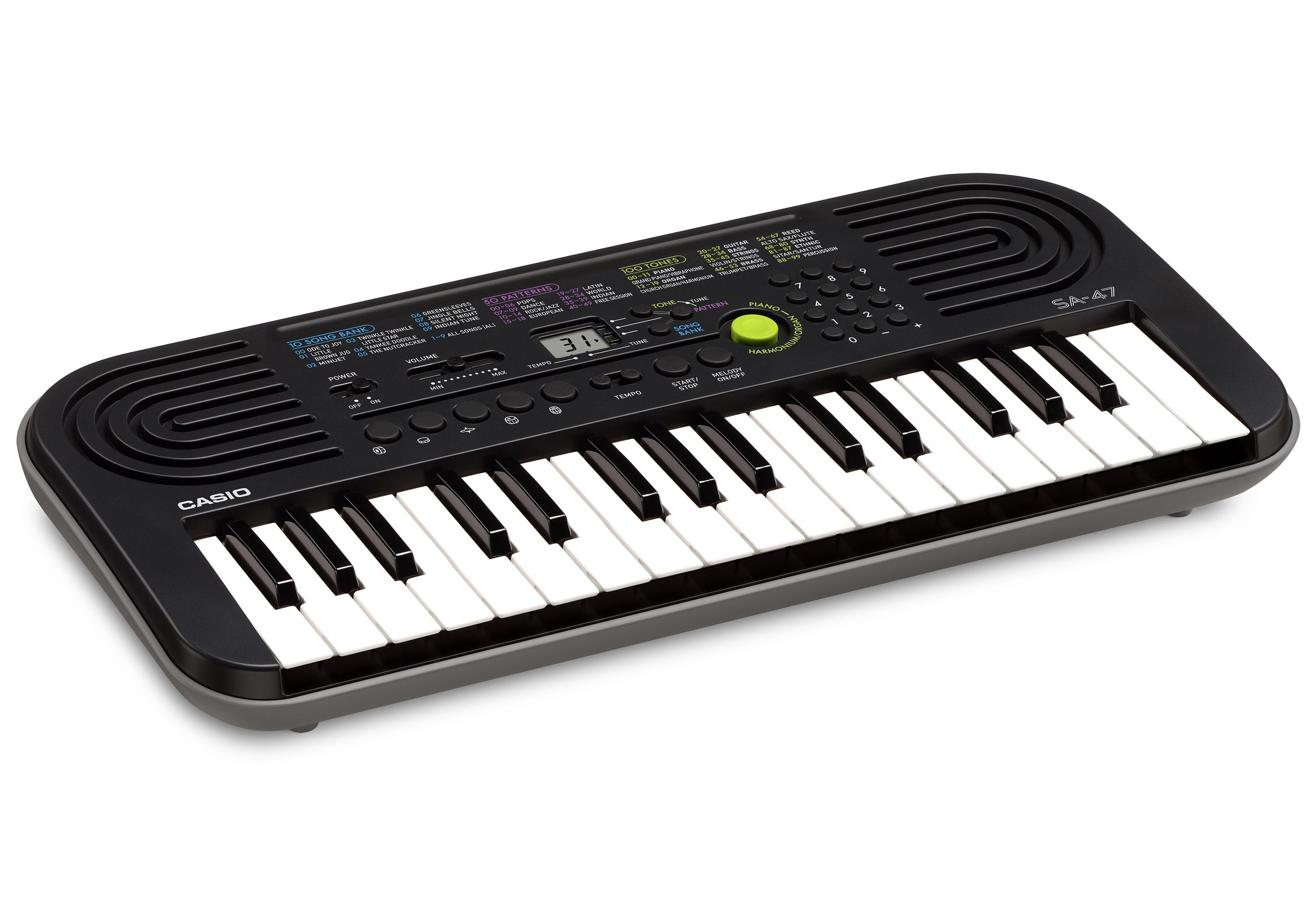 Casio® Keyboard, »SA-47«