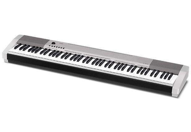 Casio® Digital Piano, »CPD-130SR inkl. Pedal u. Netzteil«