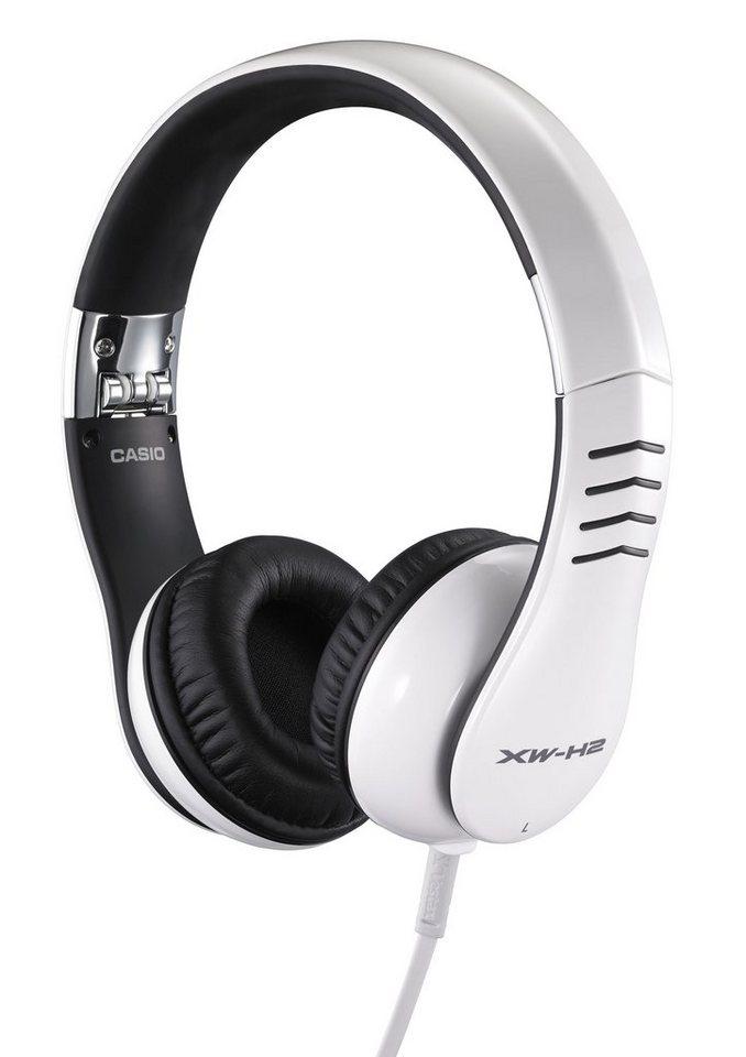Casio® Kopfhörer, »XW-H2« in weiß