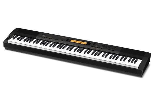 Casio® Digital Piano, »CPD-230RBK inkl. Pedal u. Netzteil« in schwarz