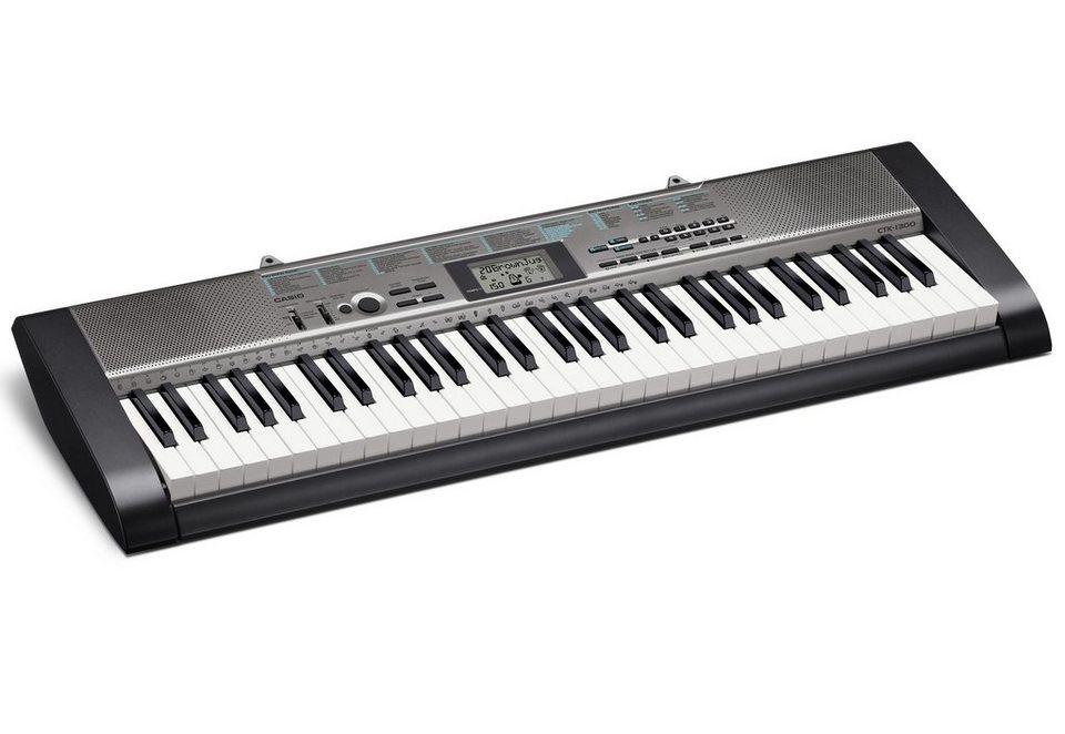 Keyboard, »CTK-1300«, Casio®