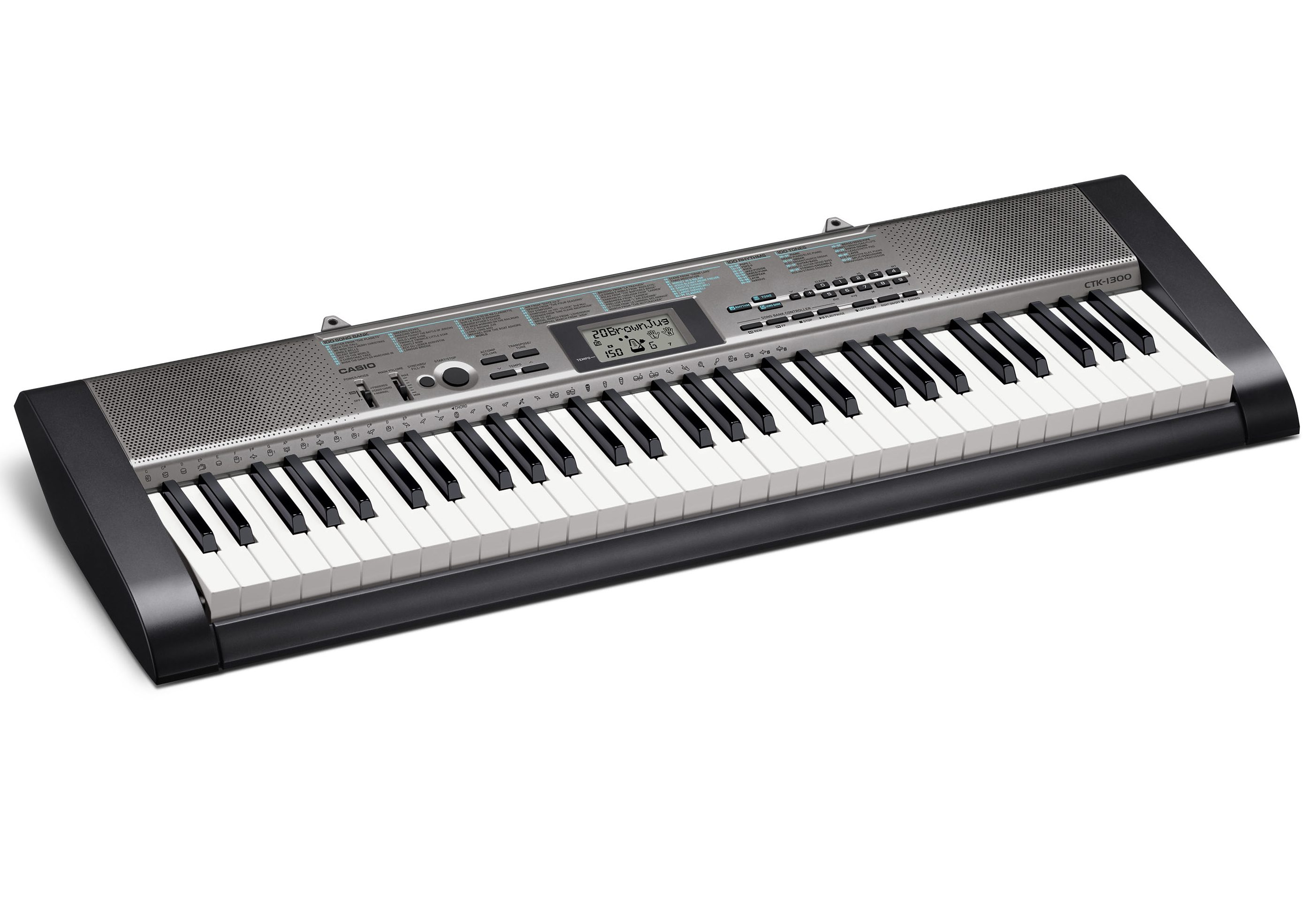 Casio® Keyboard, »CTK-1300«