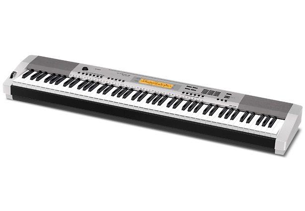 Casio® Digital Piano, »CPD-230RSR inkl. Pedal u. Netzteil«