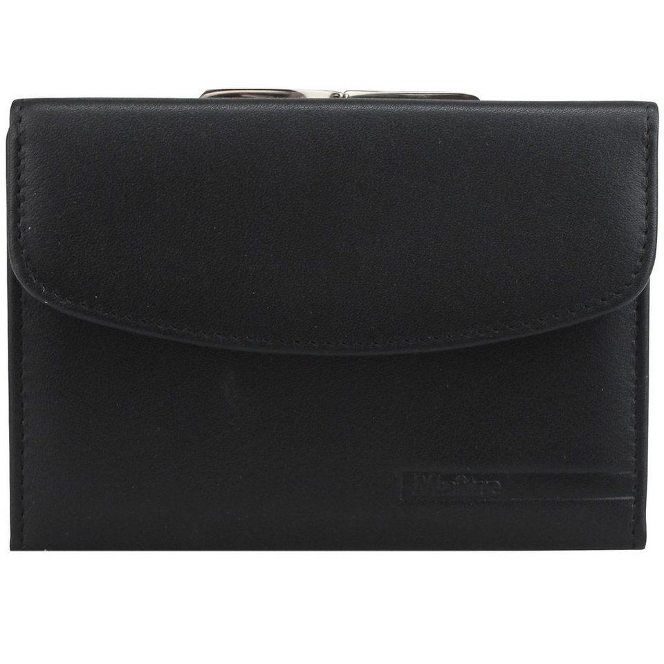 Maître F3 Geldbörse Leder 12 cm in black