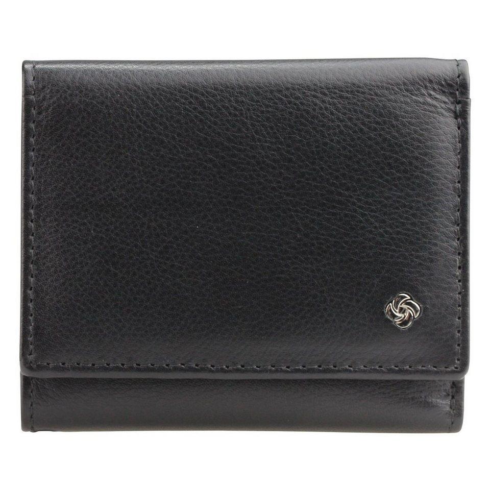 Samsonite Soryx Geldbörse Leder 9.1 cm in black