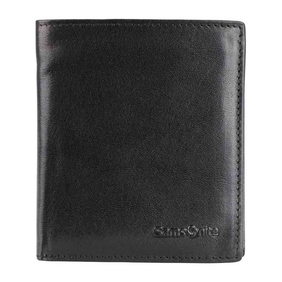 Samsonite New Tuscany Geldbörse Leder 9 cm in black