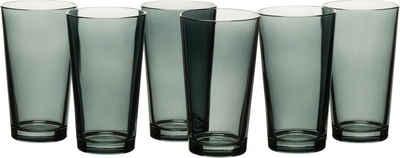Guido Maria Kretschmer Home&Living Gläser-Set »Slightling«, Glas, 340 ml, 6-teilig
