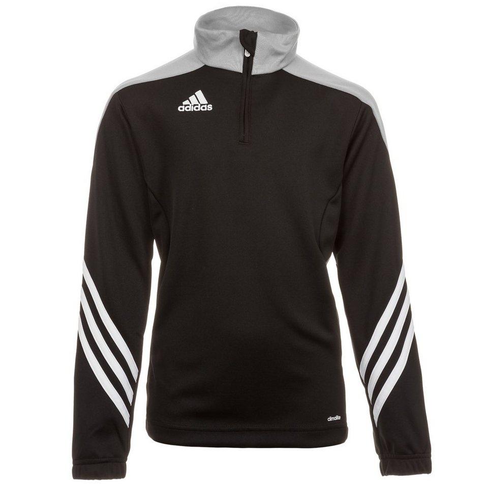 adidas Performance Sereno 14 Trainingssweat Kinder in schwarz / silber