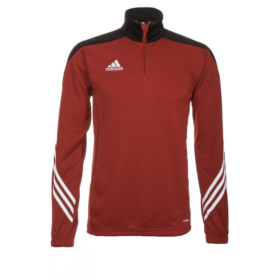 adidas Performance Sereno 14 Trainingssweat Herren in rot / schwarz