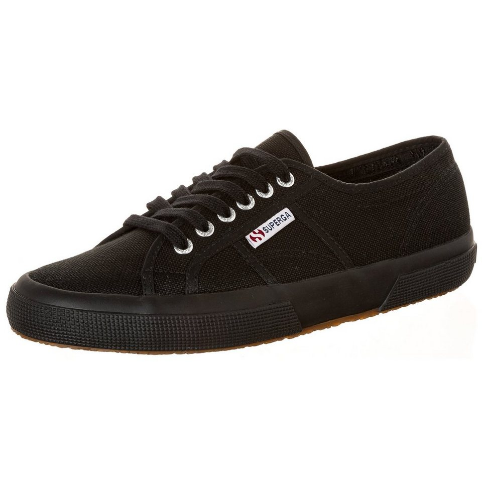 Superga 2750 Cotu Classic Sneaker in schwarz
