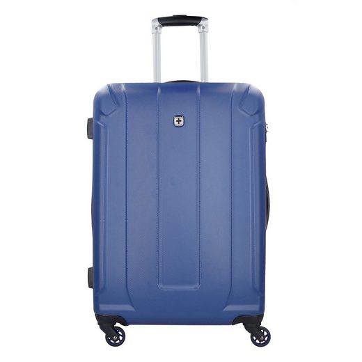 Wenger Hartschalen-Trolley »Hardside EvolutionHardside Evolution«, 4 Rollen, Polycarbonat