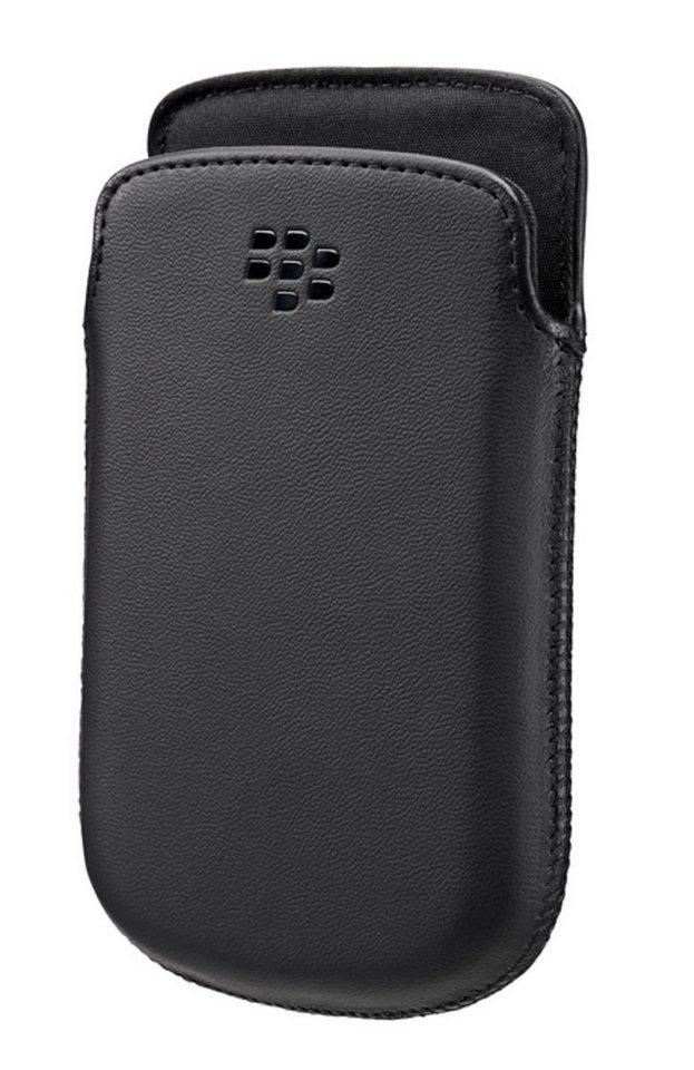 BlackBerry Handytasche »Tasche für 9720, Schwarz« in Schwarz