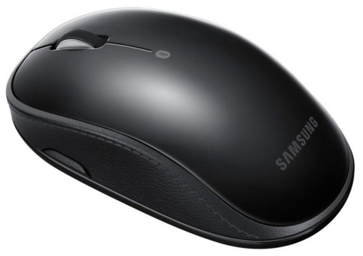 Samsung Maus »S Action Mouse ET-MP900, Schwarz«