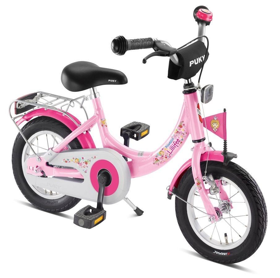 Puky Kinderrad »ZL 12-1 Kinderfahrrad Aluminium« in pink