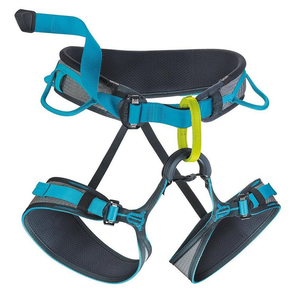 Edelrid Outdoor-Equipment »Jay Harness M« in grau