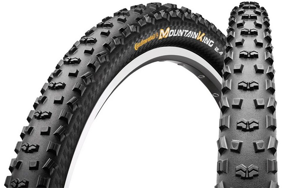 Continental Fahrradreifen »Mountain King II ProTection 29 x 2.2 faltbar«