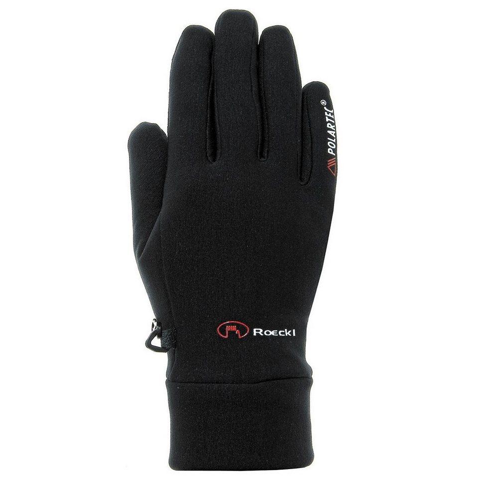 Roeckl Fahrrad Handschuhe »Pino Handschuhe« in schwarz