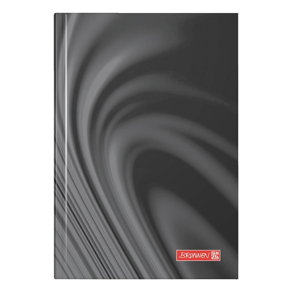 BRUNNEN Notizbuch A6 liniert - 192 Seiten »Vivendi«