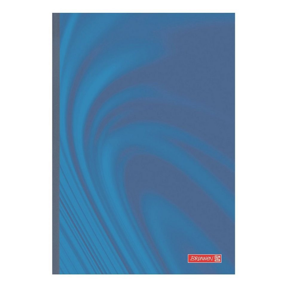 Brunnen Kladde »Vivendi«, 1-fach in blau