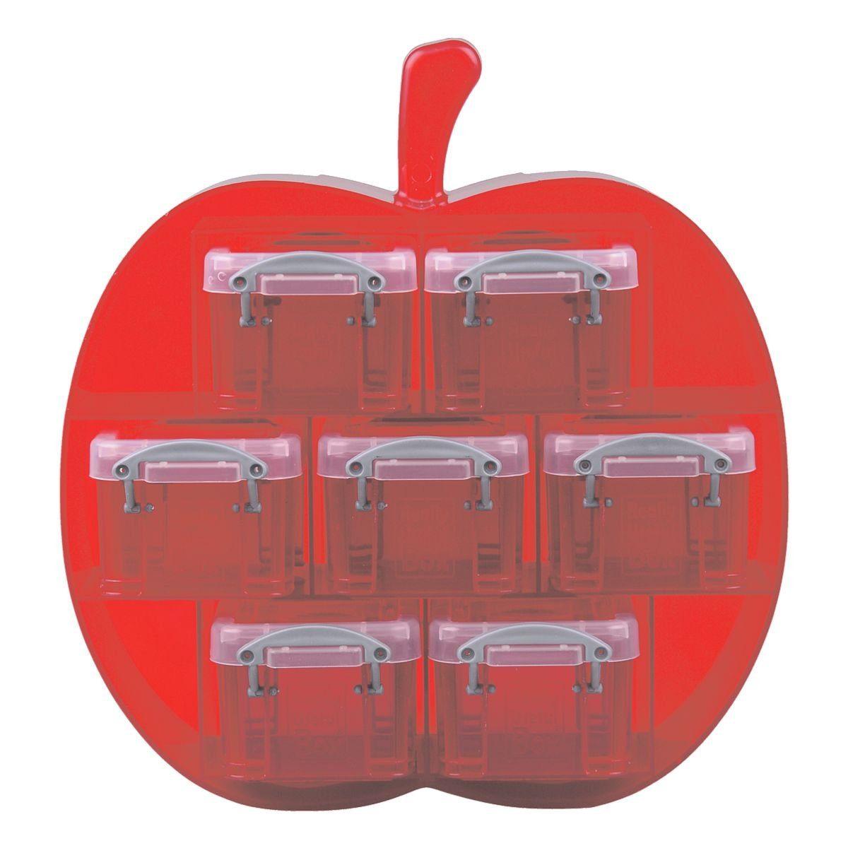 Really Useful Box Ablageboxen-Set »Apfel«