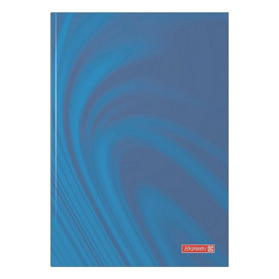 Brunnen Notizbuch »Vivendi«, 1-fach in blau