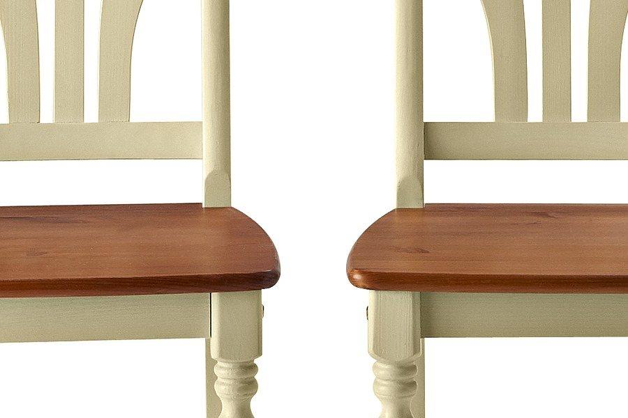 heine home massivholz m bel stuhl 2er set kaufen otto. Black Bedroom Furniture Sets. Home Design Ideas