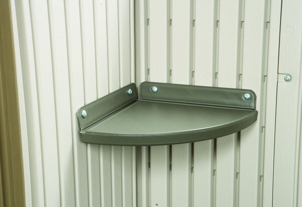 eckregal f r kunststoffh user 24x24 cm kaufen otto. Black Bedroom Furniture Sets. Home Design Ideas