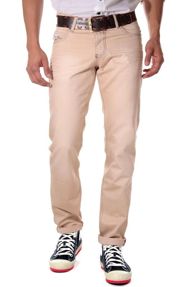 CATCH Jeans straight fit in creme