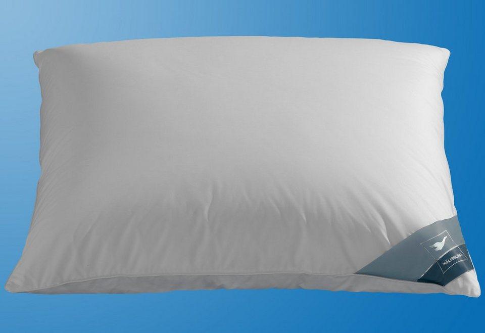 3 kammer kopfkissen kuscheltraum hausstaub milbenbarriere h ussling online kaufen otto. Black Bedroom Furniture Sets. Home Design Ideas
