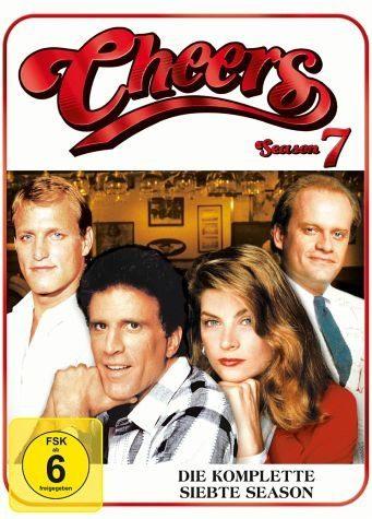 DVD »Cheers - Die komlette siebte Season (3 Discs)«