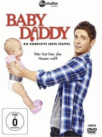 DVD »Baby Daddy - Die komplette erste Staffel (2...«