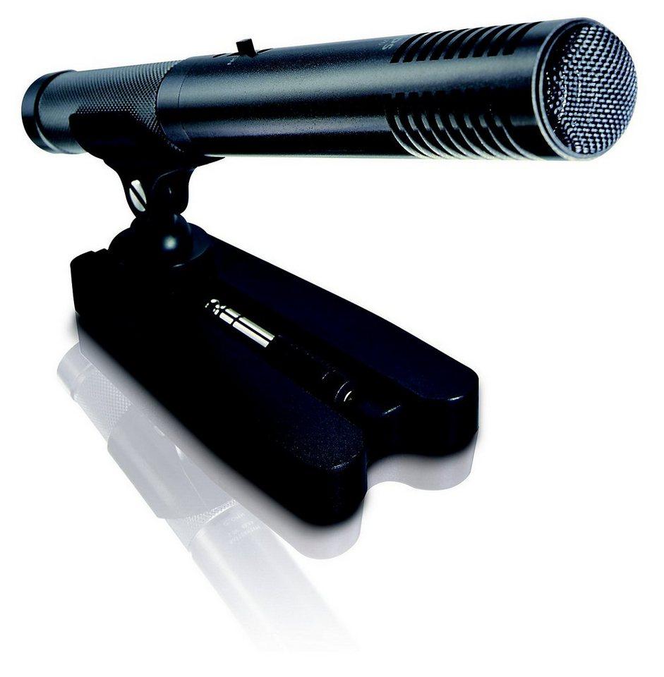 Philips Electret-Stereo-Tisch-Mikrofon »SBCME570/00 schwarz«