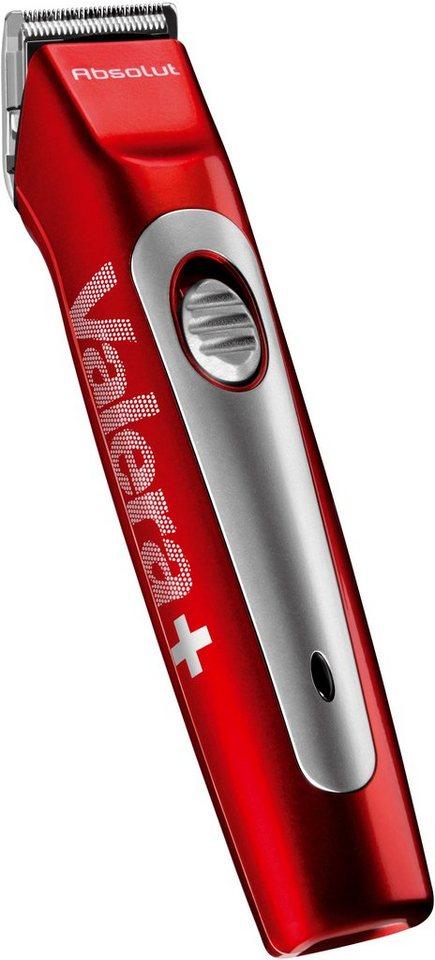 VALERA, Haarschneider, Absolut 648.01 in rot