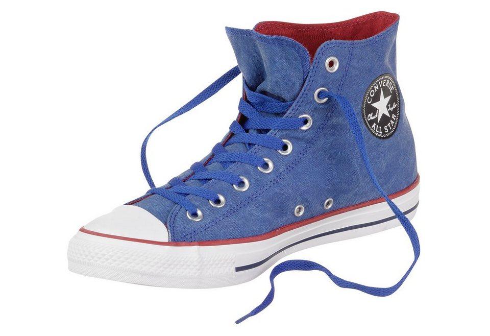 Converse Chuck Taylor Sneaker in Blau