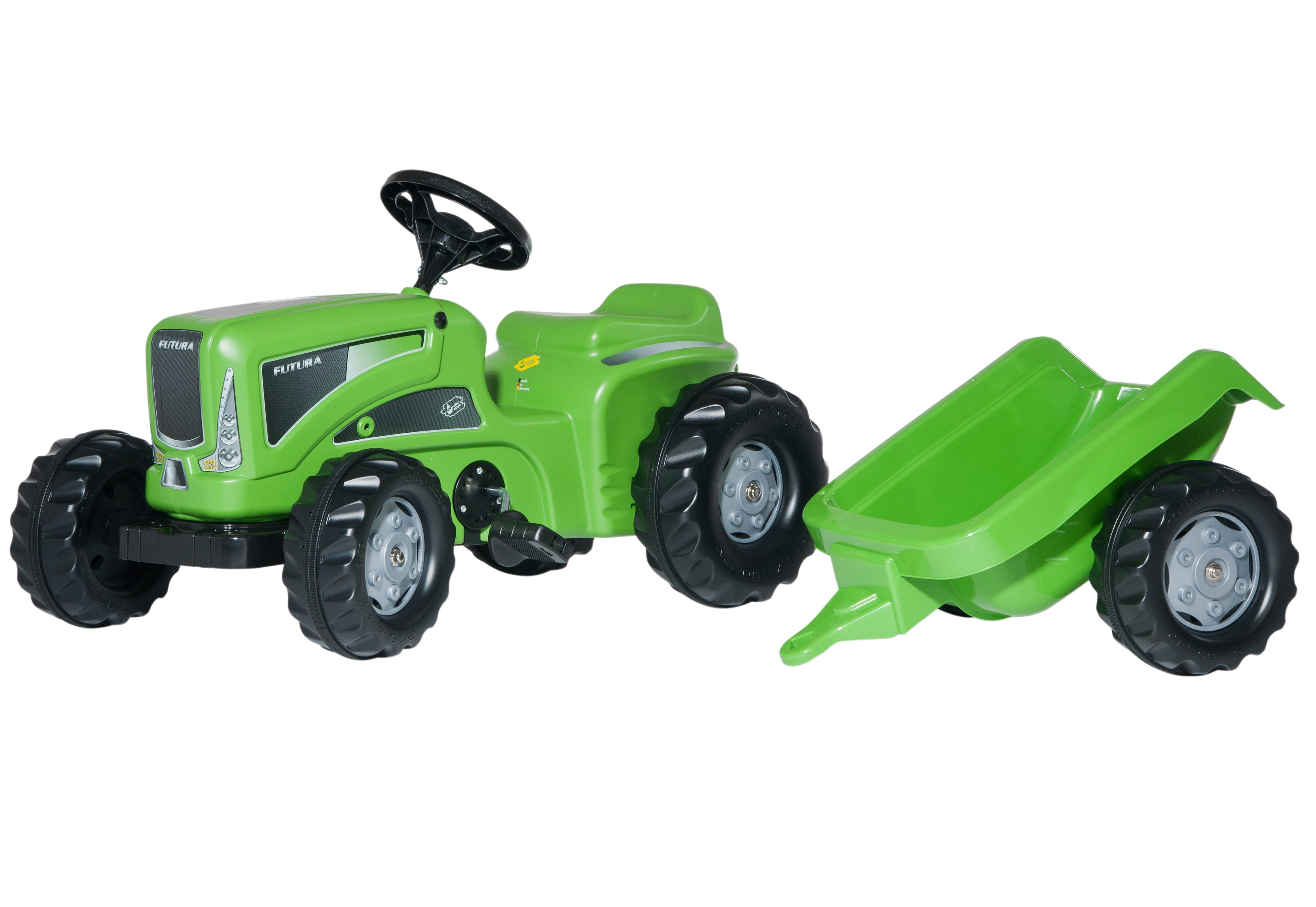 rolly toys® Trettraktor mit Anhänger »rollyKiddy Futura«