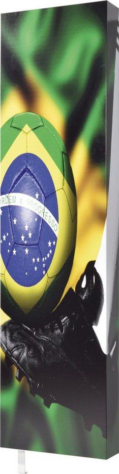 Schuhschrank, Germania, »3209« in Motivdruck »Brazil«