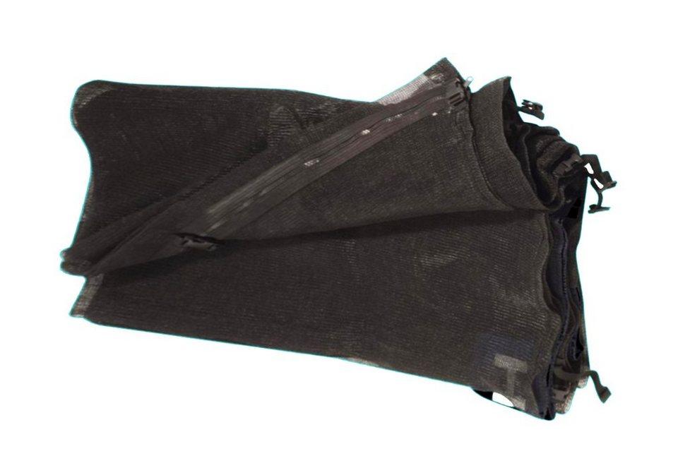 Joka Fit Sicherheitsnetz, für Trampolin Ø 305 cm mit Einschubhülsen für 8 Netzstangen in schwarz