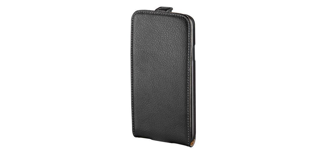 Hama Leder Hülle f. Samsung Galaxy S5 Neo Handytasche Handyhülle »Handy Schutzhülle Flip Case«