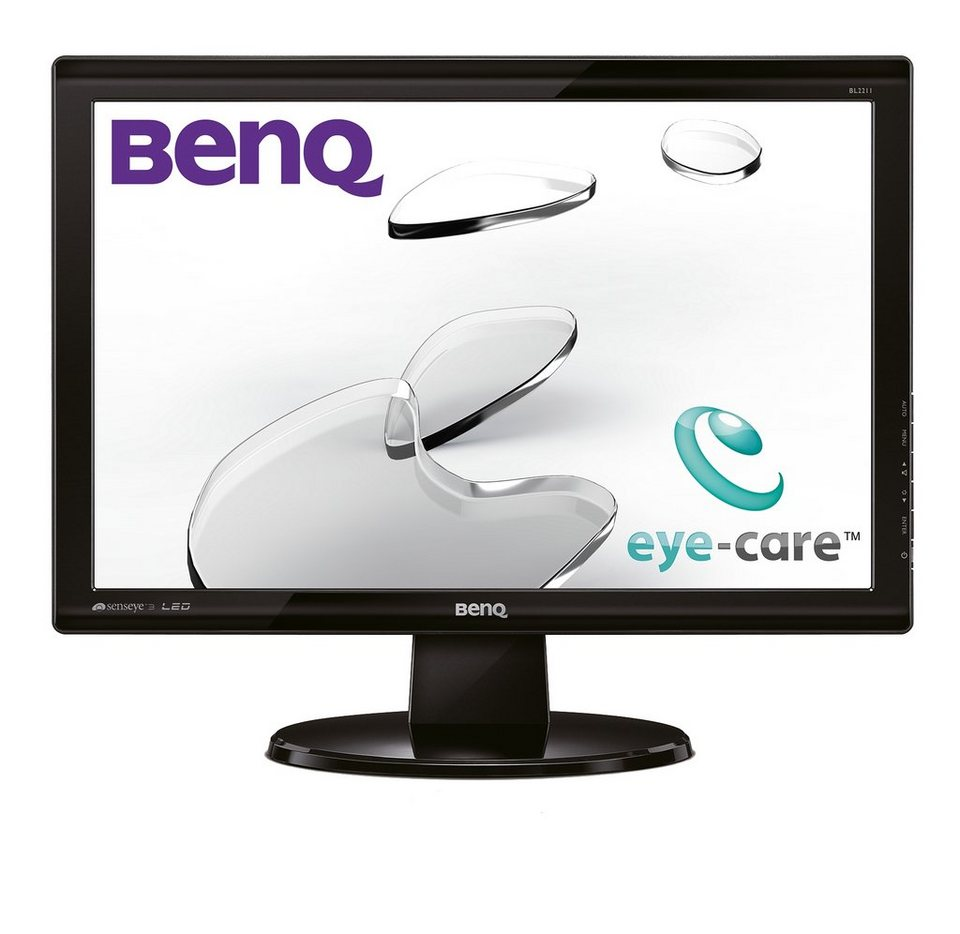 "BENQ LED-Display »BL2211M 55,88cm (22"") (9H.LATLA.TPE)« in schwarz"