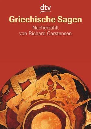 Broschiertes Buch »Griechische Sagen«