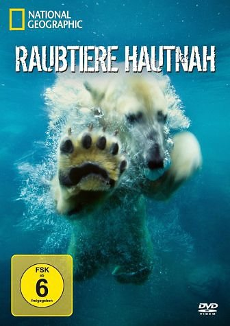 DVD »National Geographic - Raubtiere hautnah«