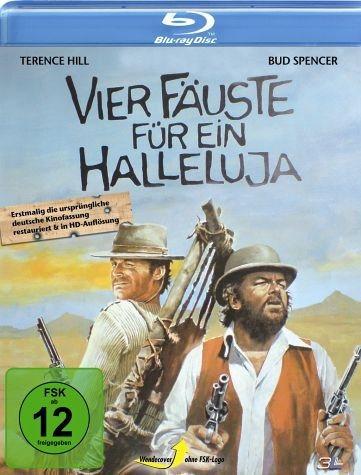Blu-ray »Vier Fäuste für ein Halleluja (Remastered)«